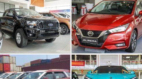 Bất chấp dịch Coivd-19, nhiều ô tô mới sắp mở bán trong tháng 6