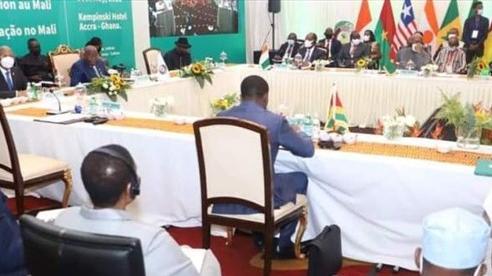 Đảo chính ở Mali: Các lãnh đạo Tây Phi họp kín bất thường, đình chỉ tư cách thành viên của Mali ở ECOWAS