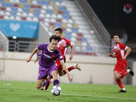 Văn Toản cản phá penalty, tuyển Việt Nam tránh thất bại trước Jordan