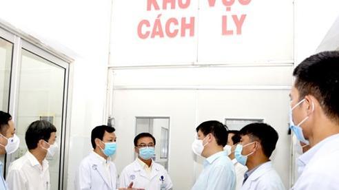 Bộ trưởng Y tế Nguyễn Thanh Long làm việc với Bệnh viện Chợ Rẫy