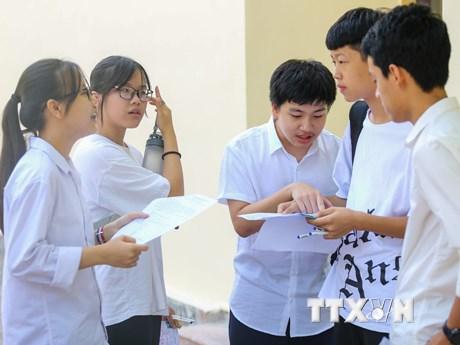 Bà Rịa-Vũng Tàu tổ chức xét tuyển vào lớp 10 năm học 2021-2022