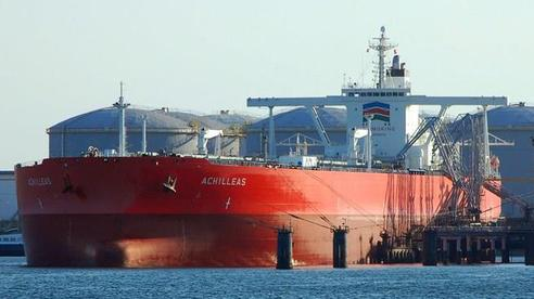 Mỹ bỏ túi 110 triệu USD nhờ bán dầu thô Iran?