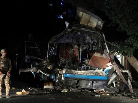 Afghanistan: Hơn 20 người thương vong trong 2 vụ đánh bom tại Kabul