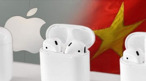 Việt Nam có thêm nhiều đối tác cung ứng cho Apple