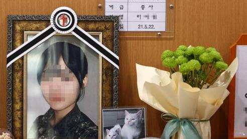 Nữ sĩ quan Hàn Quốc tố cáo quấy rối tình dục đã tự sát