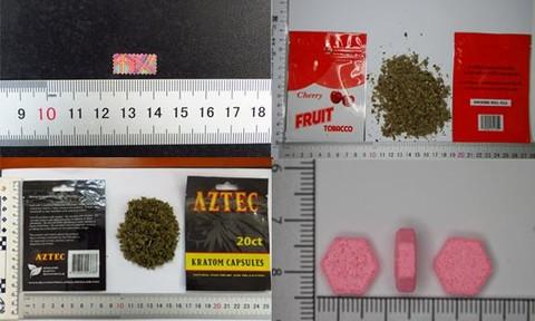 Phát hiện 8 chất mới có tác dụng tương tự như ma tuý 'tuồn' vào Việt Nam