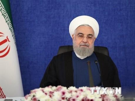 Tổng thống Iran: Vòng đàm phán mới giúp tháo gỡ các vấn đề với Mỹ