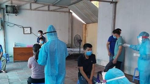 Lạng Sơn: Xét nghiệm SARS-CoV-2 diện rộng tại huyện Hữu Lũng