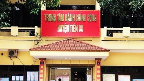 Bắc Ninh: Trung tâm Hành chính công tỉnh và cấp huyện hoạt động trở lại