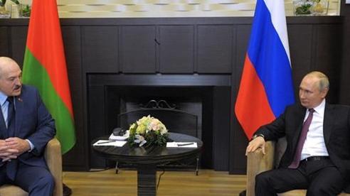 Nga - Belarus làm sâu sắc hơn mối quan hệ