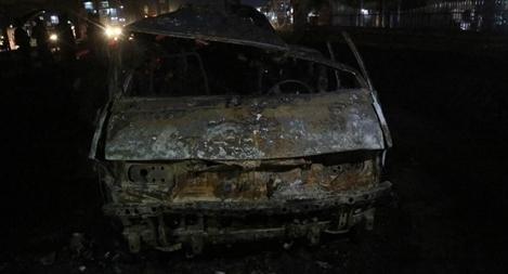 Đánh bom nhằm vào xe buýt, 4 người thiệt mạng