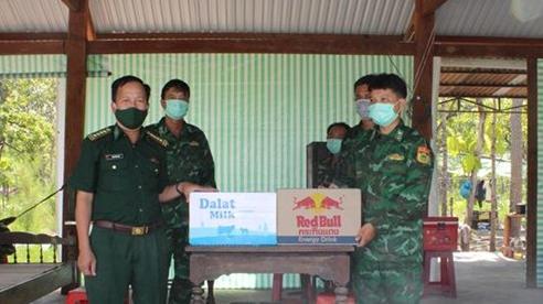 Kiểm tra công tác phòng, chống dịch Covid-19 trên biên giới tỉnh Đắk Lắk