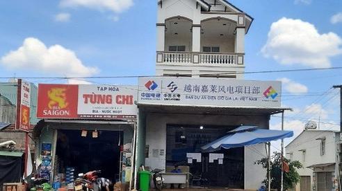 Nhiều người Trung Quốc lao động 'chui' tại Gia Lai
