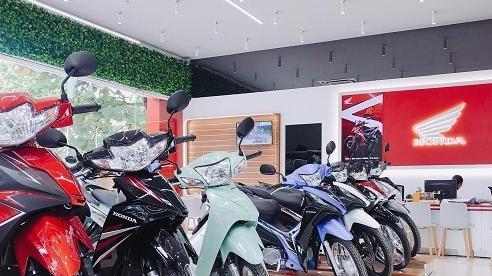Giá xe máy tháng 6: Nhiều mẫu giảm sâu
