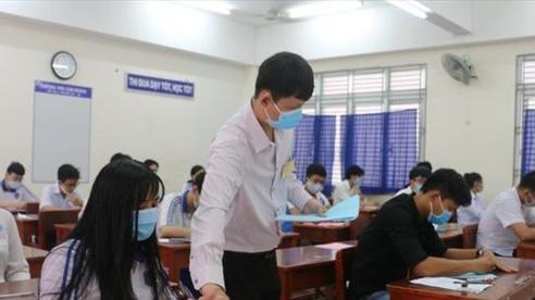 Hơn 8.000 cán bộ, giảng viên đại học thanh tra, kiểm tra kỳ thi tốt nghiệp THPT 2021