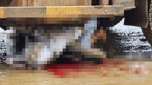Nữ sinh lớp 12 chết thảm dưới gầm xe tải