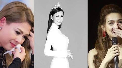 Thanh Thảo và Hồ Ngọc Hà nghẹn ngào chia sẻ nỗi lòng khi Hoa hậu Thu Thủy qua đời bỏ lại 2 con thơ