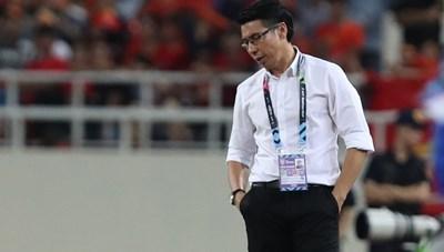 HLV Tan Cheng Hoe vẫn hy vọng giành điểm