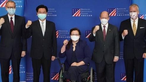 Số ca nhiễm tăng đột biến, Mỹ ưu tiên tặng Đài Loan 750.000 liều vaccine ngừa Covid-19