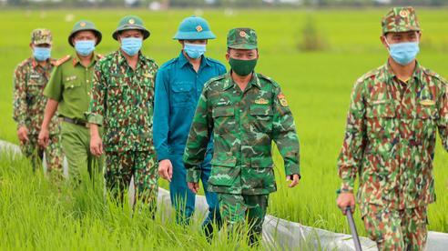 Nâng cao mức phòng, chống dịch Covid-19 ở biên giới An Giang