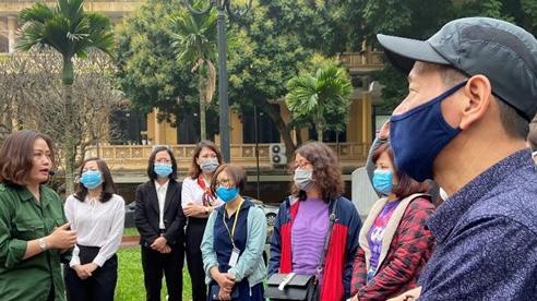 Ngành Du lịch xã hội hóa chương trình vắcxin