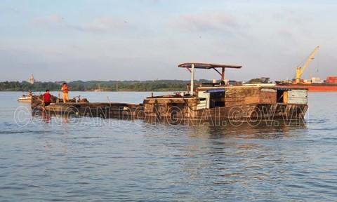 Cát tặc sông Đồng Nai hoành hành mùa dịch COVID-19
