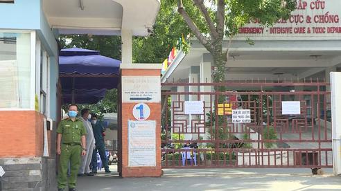 TP HCM: UBND quận Tân Phú tạm ngưng giao dịch trực tiếp, liên quan ca nghi mắc Covid-19