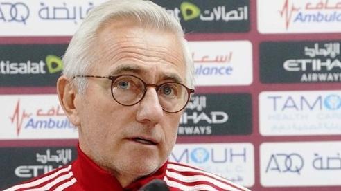 UAE đặt mục tiêu toàn thắng các trận còn lại ở vòng loại World Cup