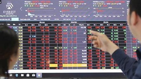Dòng tiền bắt đáy nhập cuộc, VN-Index vẫn mất hơn 11 điểm
