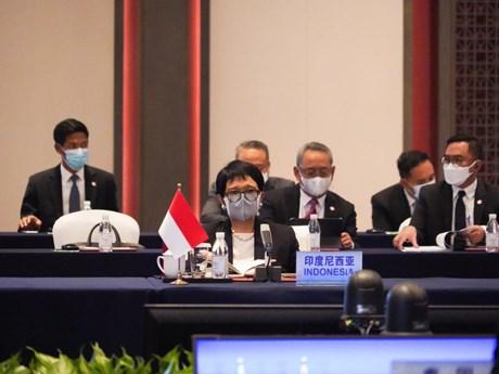 Indonesia kêu gọi ASEAN và Trung Quốc nối lại thảo luận về COC
