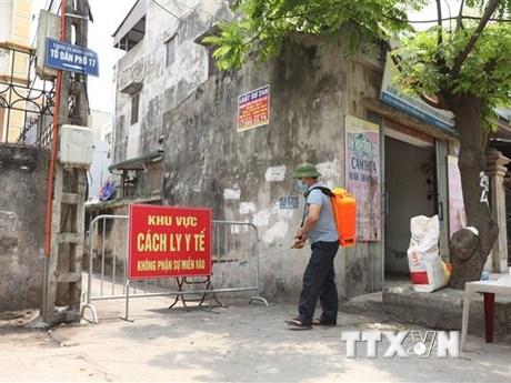 Hà Nội thành lập 10 tổ công tác phòng, chống dịch COVID-19