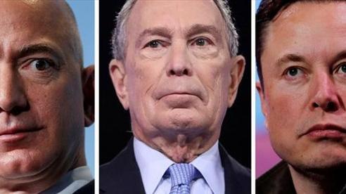 Các đại tỷ phú Jeff Bezos, Bill Gates, Elon Musk... bị 'tố' nộp rất ít thuế