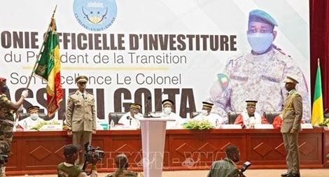Núi thách thức đang chờ Tổng thống lâm thời Mali