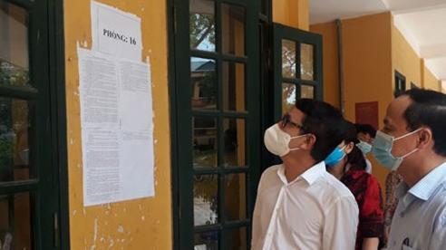 Huyện Sóc Sơn phải có phương án bảo đảm cho kỳ thi diễn ra an toàn