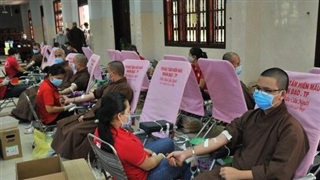 TP HCM: 50% đơn vị hủy hiến máu do dịch Covid-19
