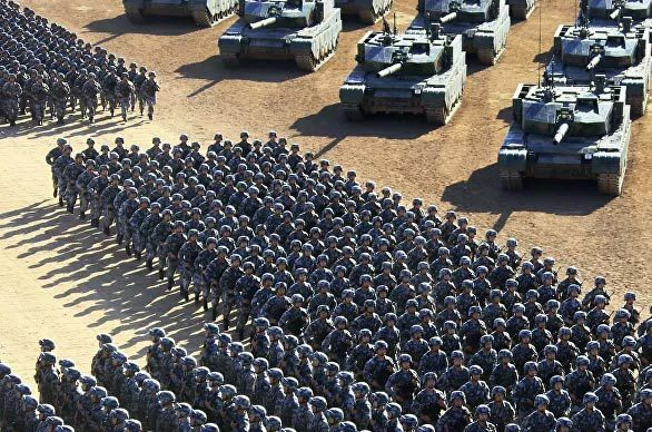Mỹ nhận diện 'gót chân Asin' của quân đội Trung Quốc