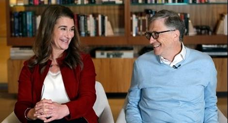 Khi ông Bill Gates chia tay vợ