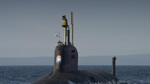 'Tàu ngầm Nga rất mạnh, chỉ Mỹ đối phó được'