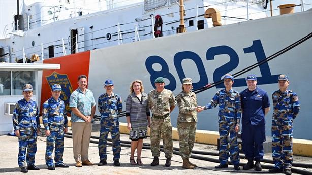 Mỹ chuyển giao tàu tuần duyên lớp Hamilton cho CSB Việt Nam