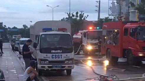 Quảng Ninh: Cháy lớn trong ngôi nhà 4 tầng, 1 phụ nữ tử vong