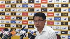 HLV Tan Cheng Hoe: 'Malaysia hên khi Quang Hải bị treo giò'