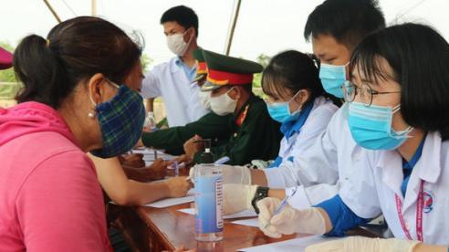 Chế độ bồi dưỡng học sinh, sinh viên tình nguyện tham gia chống Covid-19