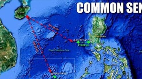 Philippines đòi Mỹ giải giải thích vụ bãi cạn Scarborough