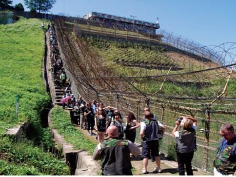 Hàn Quốc: Cheorwon cho phép nhiều khách tham quan DMZ vào cuối tuần