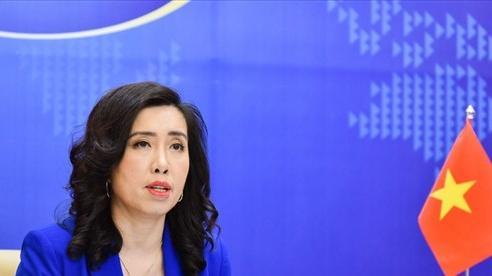 Việt Nam yêu cầu Đài Loan hủy bỏ diễn tập trái phép tại vùng biển xung quanh Ba Bình thuộc quần đảo Trường Sa