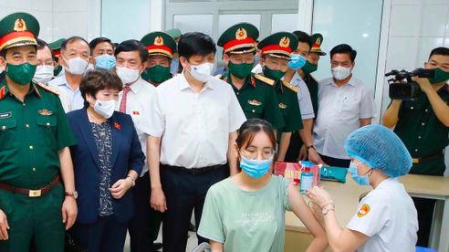 13.000 người tiêm thử nghiệm vắc xin Covid-19 'made in Việt Nam' giai đoạn 3