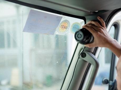 Đề xuất lùi thời hạn xử phạt xe khách chưa lắp đặt camera