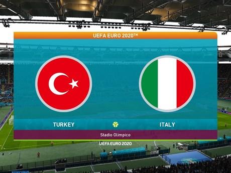 EURO 2020: Italy quyết tâm có điểm trước Thổ Nhĩ Kỳ trên sân Olimpico