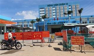 Có ca mắc Covid-19 từng đến khám, 2 BV ở TPHCM tạm ngưng nhận bệnh nhân