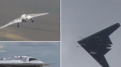 Nga bắt đầu thử nghiệm bản nâng cấp của UAV Okhotnik